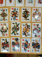 Playing cards 54 pieces 1999 year of production Russia