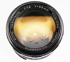 Yashinon 55mm f1.2 Tomioka M-42 mount   # 5525972