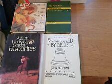 john betjetman, adam lindsay gorton, the poets world & james bentley (4 poetry b