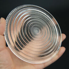 Round Glass Spotlight Fresnel Lens Ip23 Protection Grade Tungsten Lamp Cover