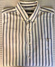 3fe461813e Nautica Striped Long Sleeve Casual Shirts for Men for sale | eBay