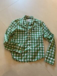 Abercrombie Boys Shirt 8/9 Small