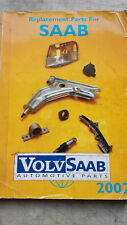 Replacement parts for SAAB, cross reference parts number catalog  # 4
