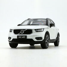 ORIGINAL MODEL 1:18 VOLVO XC40 2018,WHITE,NEW COMING with SMALL GIFT