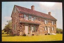 Burrough Dover House Pennsauken NJ New Jersey Vintage Postcard Photograph (O)