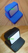 4 BLUE Computer Stress Balls