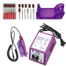 Professional 20000 RPM Electric Nail File Drill Manicure Tool Pedicure Machine