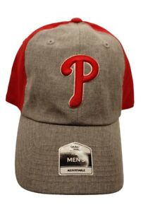 PHILADELPHIA PHILLIES FAN FAVORITE HAT CAP MLB BASEBALL ADJUSTABLE ONE SIZE OSFA