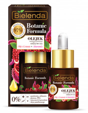 BIELENDA Botanic Formula POMEGRANATE OIL & AMARANTH NOURISHING FACE OIL 15 ml
