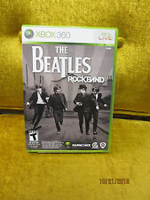 THE BEATLES ROCKBAND FOR  XBOX 360