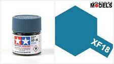 Acrylic Paint - Colore Acrilico 10ml XF-18 XF18 MEDIUM BLUE 81718 Tamiya Nuovo