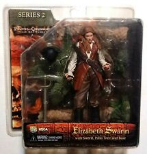 "Pirates Of The Caribbean: 'Elizabeth Swann' 7"" Action Figure NECA Series 2 DMC"