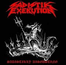 "Sadistikly Disgusting / The Devil Down Under (7"" EP) [Vinyl] Sadistik Exekution"