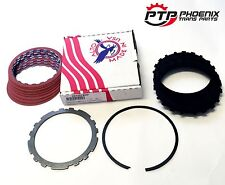 700R4 4L60 4L60E Alto 9 Plate Red Eagle Performance 3-4 PowerPack Rebuild Kit