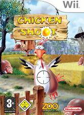 Nintendo Wii Spiel - Chicken Shoot (2)