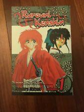 Rurouni Kenshin Manga (1 - 16)