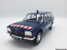 Peugeot 504 Break 1976 Gendamerie ( Polizei )  1:18 MCG