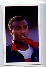 (Jj299-100) RARE Junior Trade Card of #165 Colin Jackson,Athlete 1986 MINT