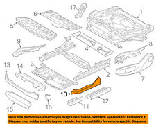 BMW OEM 14-17 X5-Seat Cover-Side Left 52107318987