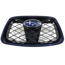 2006 Subaru Impreza WRX Front Center Grille Regal Blue OEM NEW 91121FE231BH
