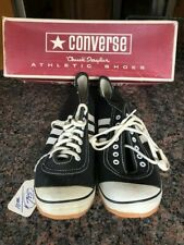 Rare Nos Vintage 1960's Chuck Taylor Converse Track Star Athletic Shoes Sneakers