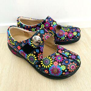 Alegria x PC Lite Women's Genuine Leather Comfort Nursing Shoes Size 36