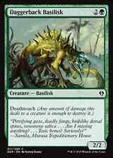 Daggerback Basilisk NM x4 Duel Decks Zendikar vs. Eldrazi MTG Magic Green Common