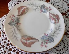 TUSCAN CHINA SHERWOOD  PATTERN SIDE BREAD & BUTTER PLATE BONE CHINA ENGLAND