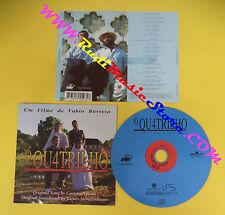 CD SOUNDTRACK Caetano Veloso O Qu4trilho(Um Jogo de Fascinio e Sedução)(OST3)