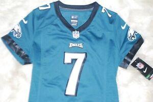 Women's #7 Michael Vick Green Philadelphia Eagles Nike NFL Jersey (Medium)