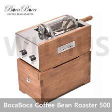 BocaBoca Coffee Bean Roaster 500 Roasting Machine Nuts Barista Home