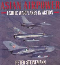 Asian Airpower: Exotic Warplanes (Osprey) (Pakistan AF, Singapore, Japan, F-6)