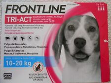 Frontline¹Tri-Act antiparasitaire tique puce leishmaniose chien tailles diverses