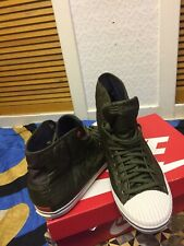 """TRETORN GULLWING MENS PVC FREE HIGH TOP DOUBLE LACE UP SNEAKERS SIZE 10.5 EUR45"""""""