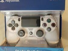 PS4 DualShock 4 Wireless Controller  Color Glacier white
