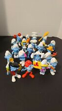 Smurf 2011 McDonald's Happy Meal Toys