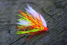FLYBOX ®  Neon Hackle STRAGGLE TYPE FRITZ ** New 2020 Stocks **