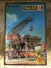 Faller Model Crane Kit HO B-148 Large Coaling Station, 198 Pieces, Shrink Wrap