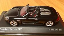 Porsche Carrera GT scala 1/43 Minichamps nuova in scatola