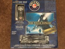 Lionel ~ 6-30218 The Polar Express O Gauge set with Lionechief remote and railso