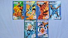 Marvel's Ultimate Fantastic Four Collection 2004 Issues 1-6