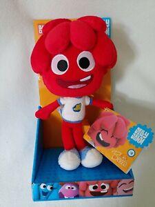 Jelly Jamm Bello Plush Soft Toy Bandai New