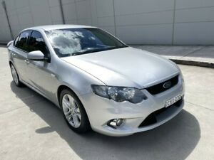 FORD FALCON XR6 FG 2009 AUTO 190000KMS VERY CLEAN INSIDE & OUT, RELIABLE  SEDAN