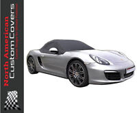 Porsche Boxster 981 Soft Top Roof Protector Half Cover - 2012 to 2016 {288}