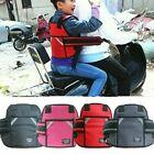 Kids Children High Strength Motorcycle Adjustable Harness Strap Belt Seat Safety