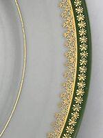 Imperial Crown Gold & Green Fine Austria China CIM60 *Choice* (588)