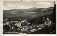 BRÜCKENBERG Schlesien Polen ~1930 Totalansicht AK alte Postkarte Vintage Postc.