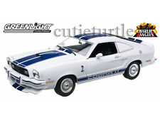 Greenlight 12880 1976 Ford Mustang Cobra II 1:18 Diecast Charlies Angels