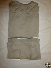 Milliken GEN III Level 1 Silkweight Set Shirt Pants Medium Regular ECWCS