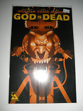 God Is Dead #6 Gilded Retailer Incentive Variant! Nm/Vf!